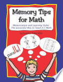Memory Tips for Math  Memorization and Learning Styles