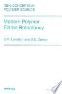 Modern Polymer Flame Retardancy book