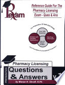 Reference Guide For Pharmacy Licensing Exam Questions and Answers  NAPLEX