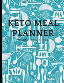 Keto Meal Planner Weight Loss Journal