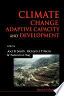 Climate Change Adaptive Capacity And Development