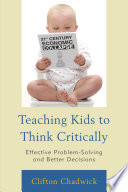 Teaching Kids to Think Critically