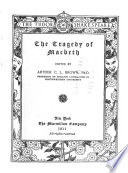 The Tudor Shakespeare  The tragedy of Macbeth