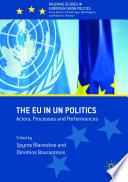 The Eu In Un Politics