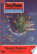 Perry Rhodan 378  Planet der Ungeheuer  Heftroman
