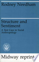 The Structure and Sentiment