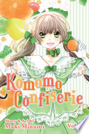 Komomo Confiserie : feelings she's having for seto. she asks natsu...