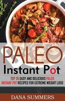 Paleo Instant Pot