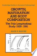 Growth  Maturation  and Body Composition
