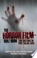 The Horror Film Quiz Book