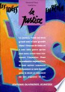 illustration du livre La justice