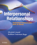 Interpersonal Relationships
