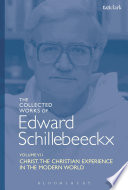The Collected Works Of Edward Schillebeeckx Volume 7