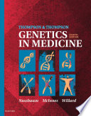 Thompson Thompson Genetics In Medicine E Book