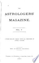The Astrologer S Magazine