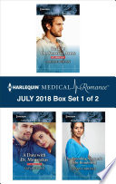 Harlequin Medical Romance July 2018 Box Set 1 Of 2