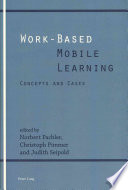Work based Mobile Learning