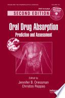 Oral Drug Absorption