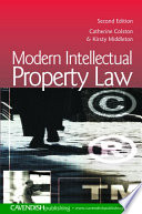 Modern Intellectual Property Law
