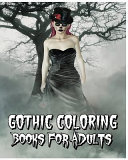 Gothic Coloring Books for Adults
