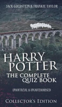 Harry Potter   The Complete Quiz Book