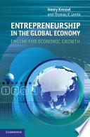 Entrepreneurship in the Global Economy