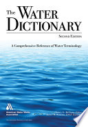 The Water Dictionary