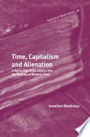 time capitalism and alienation