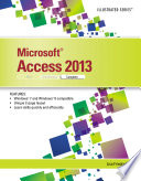 Microsoft Access 2013  Illustrated Complete