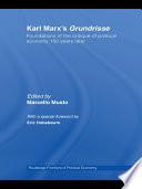 Karl Marx   s Grundrisse