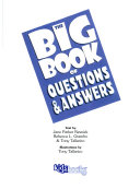The big book of questions   answers