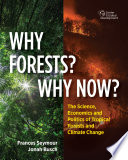 Why Forests  Why Now