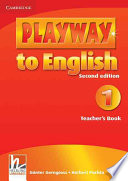 Playway to English Level 1 Teacher s Book