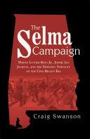 download ebook the selma campaign pdf epub
