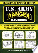 U S  Army Ranger Handbook