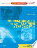 Neurostimulation for the Treatment of Chronic Pain E Book