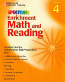 Spectrum Enrichment Math And Reading