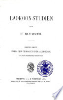 Laokoon Studien
