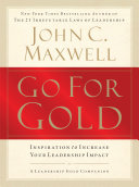 Go for Gold Book