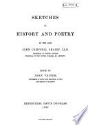 Sketches in History and Poetry Book PDF