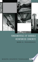 Fundamentals of Durable Reinforced Concrete