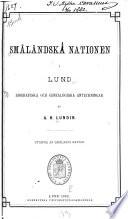 Småländska nationen i Lund