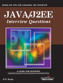 Java J2ee Interview Questions 2010 Ed A Guide For Interview