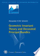 Geometric Invariant Theory and Decorated Principal Bundles