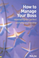How to Manage Your Boss