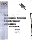 Per    estad  sticas de tecnolog  a de la informaci  n y comunicaci  n