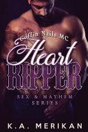 Heart Ripper   Coffin Nails MC  Gay Biker M M Romance