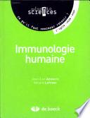 Immunologie humaine