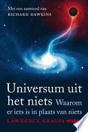 Universum Uit Het Niets