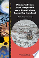 Preparedness and Response to a Rural Mass Casualty Incident Book PDF